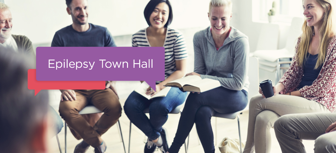 Epilepsy Town Hall: Treatment Options in Your Community