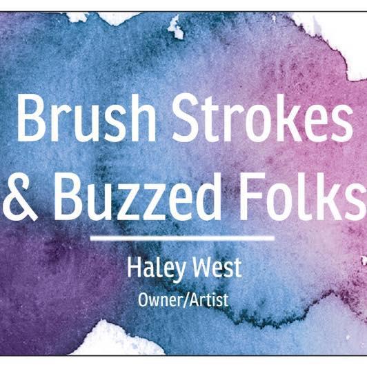 Brush Strokes & Buzzed Folks: Seaside Villa