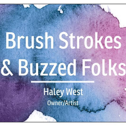 Brush Strokes & Buzzed Folks: Pretty Pumpkins II
