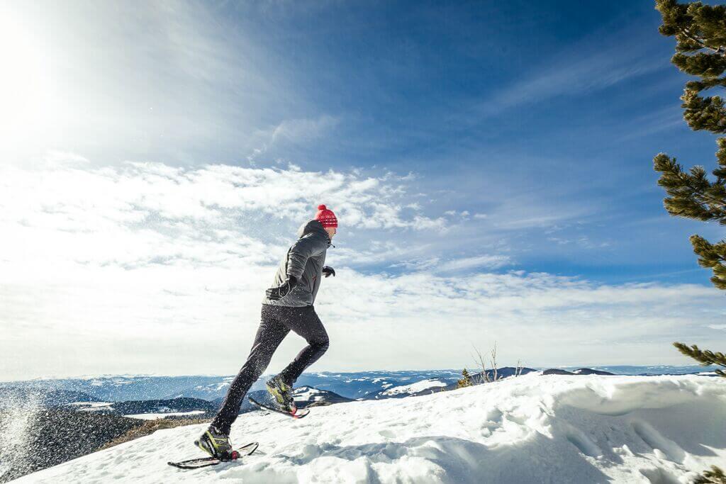 Apex Snowshoe Hike