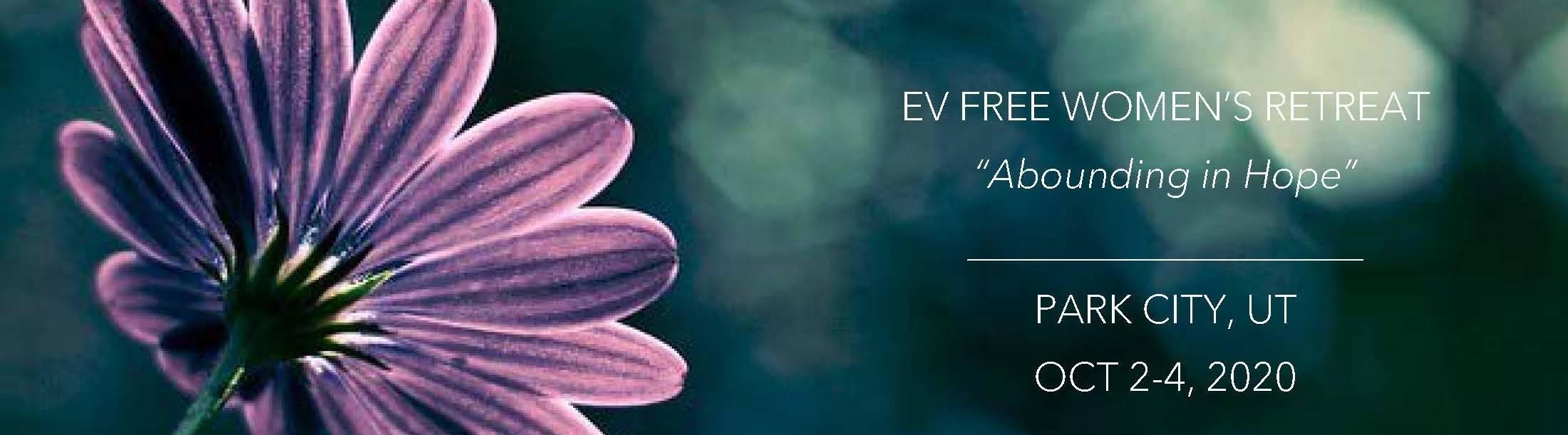 EV Free Women's Retreat