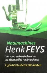 Henk Feys Naaimachines