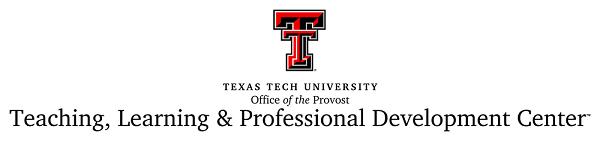 Texas Tech Teaching, Learning & Professional Development Center