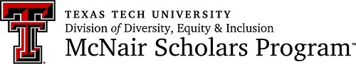 Texas Tech University McNair Scholars Program