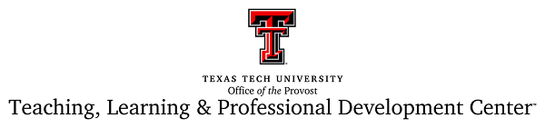 Texas Tech Teaching, Learning & Professional Development Center