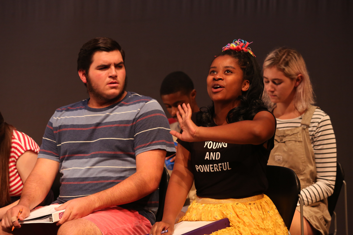 WHITE PRIVILEGE - Featured Production by Marquette University