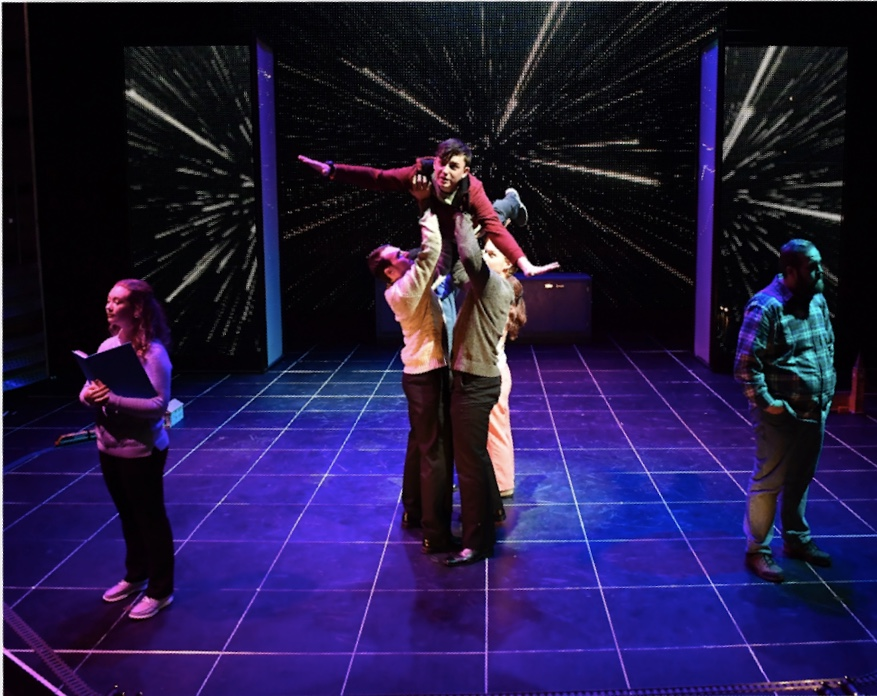 THE CURIOUS INCIDENT OF THE DOG IN THE NIGHT-TIME - Featured Production by The University of Southern Indiana