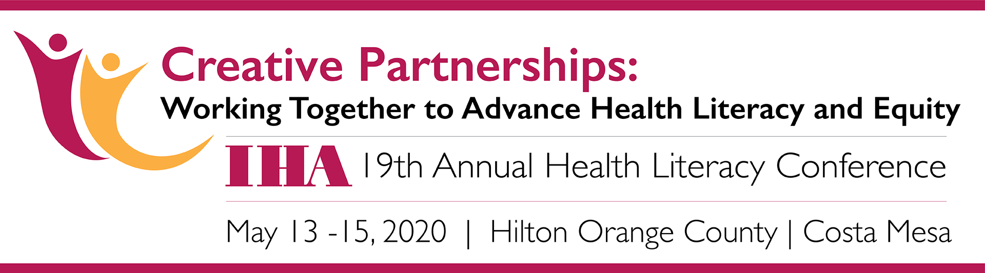 IHA's 19th Annual Health Literacy Conference