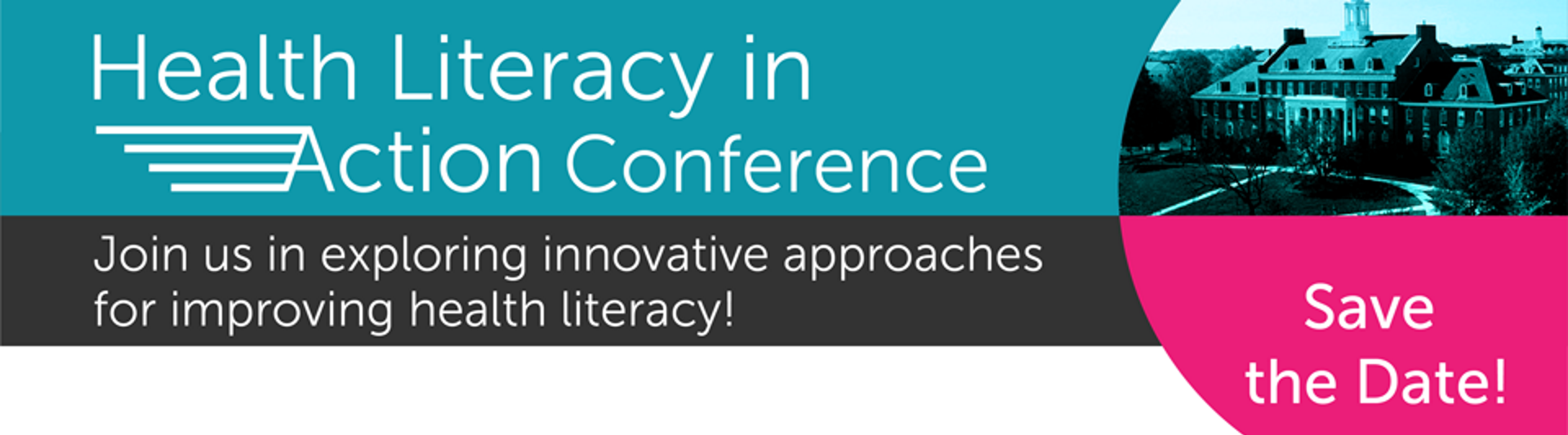 2nd Annual Health Literacy in Action Conference