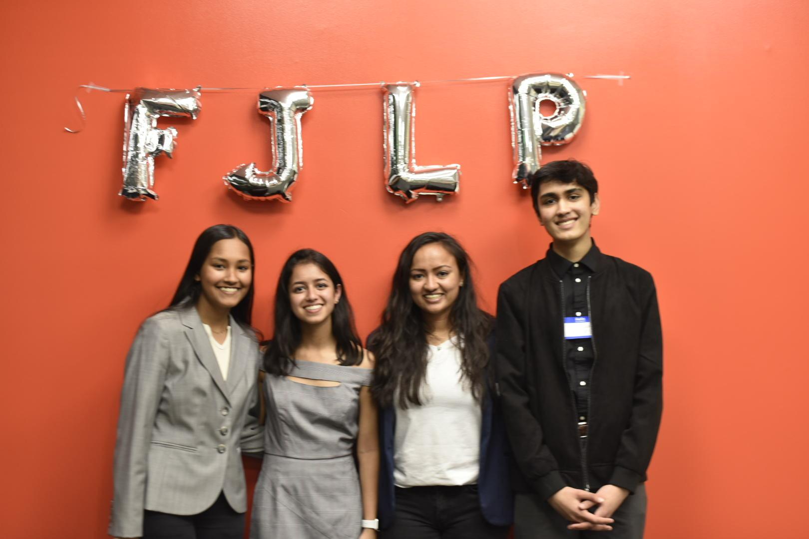 FJLP 2019-2020 Executive Board