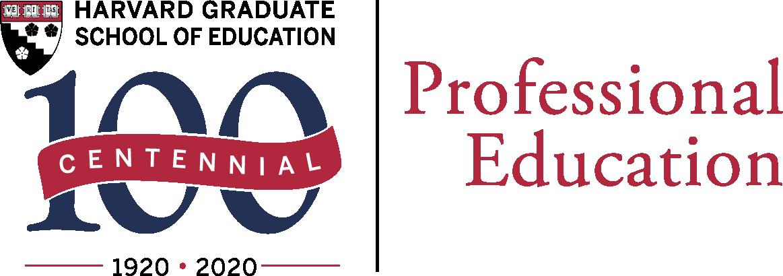 Professional Education at the Harvard Graduate School of Education