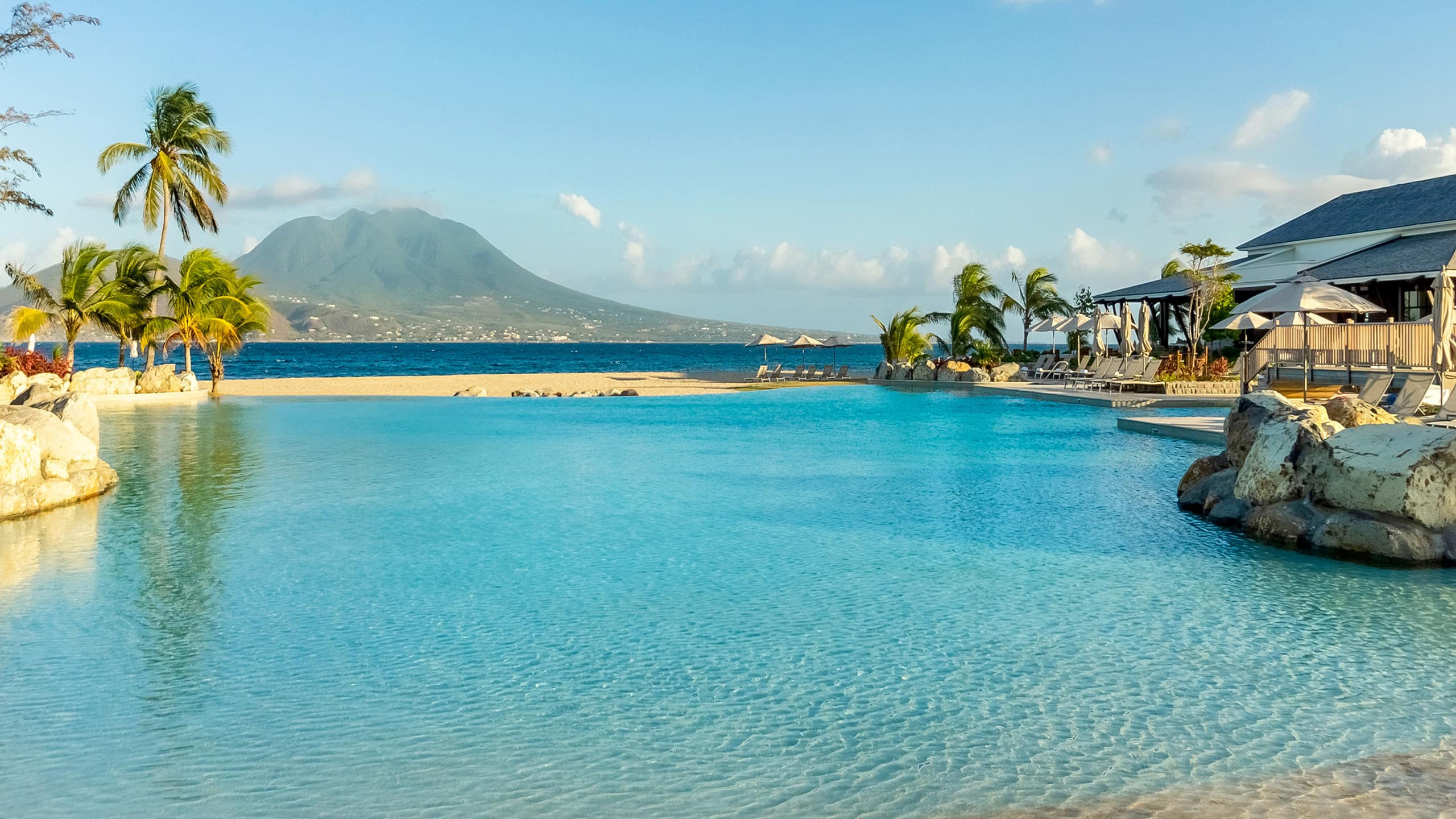 Park Hyatt St. Kitts Pool