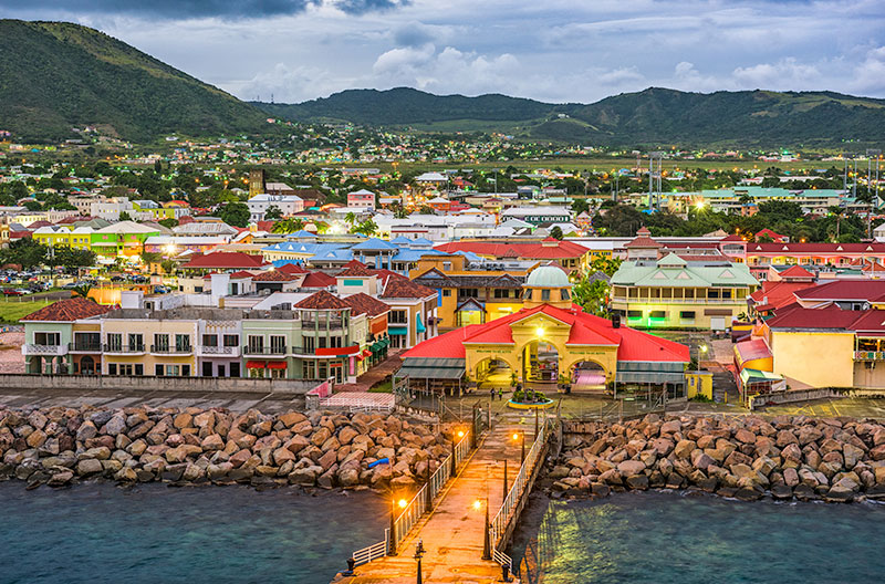 Town of Basseterre