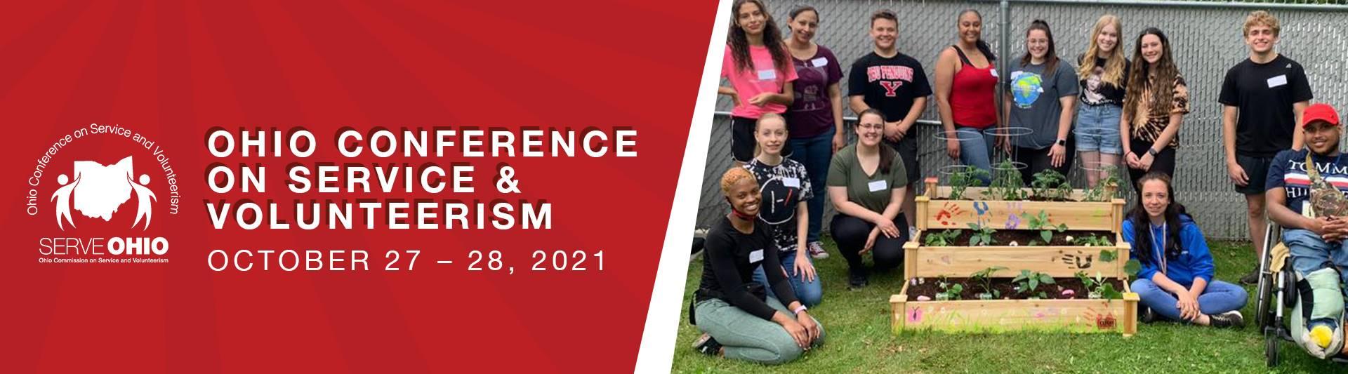 2021 Virtual Ohio Conference on Service & Volunteerism
