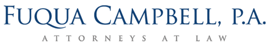 Fuqua Campbell, P.A.  Attorneys at Law