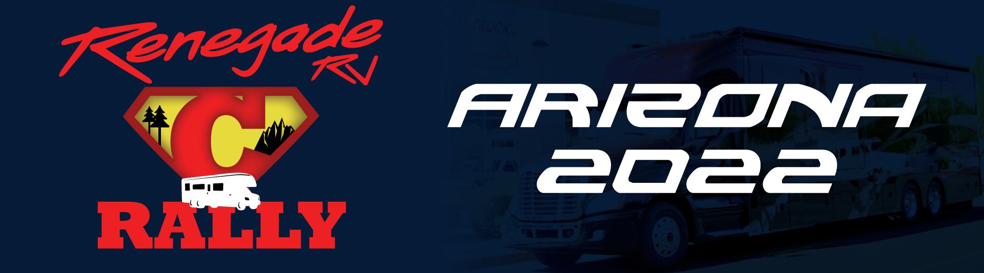 Renegade RV Rally-Arizona 2022